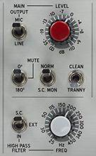 bass mic preamp