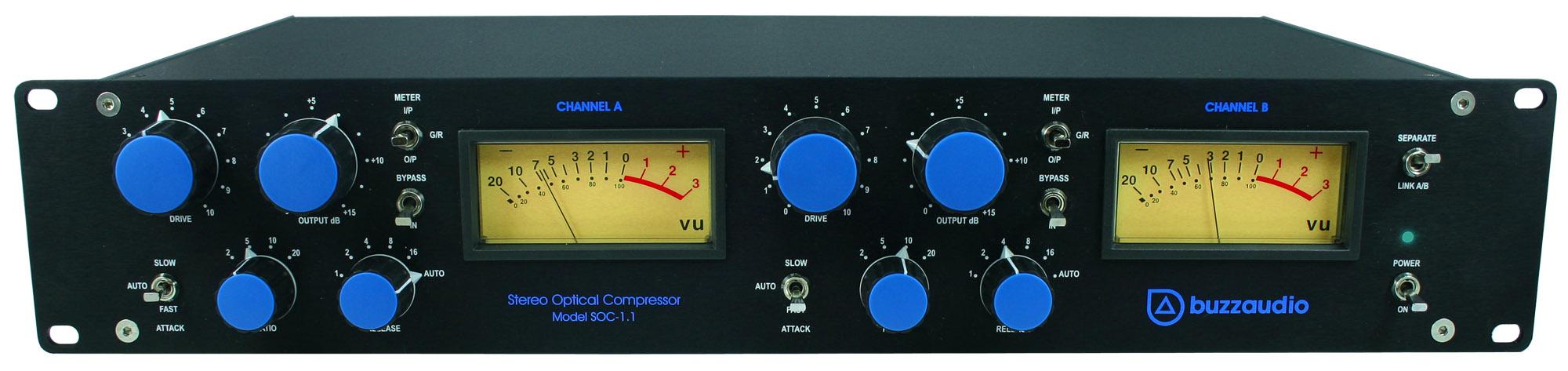 Soc 11 Stereo Audio Compressor Buzz Schematic Diagram Pro La 2a Style View Bigger Picture
