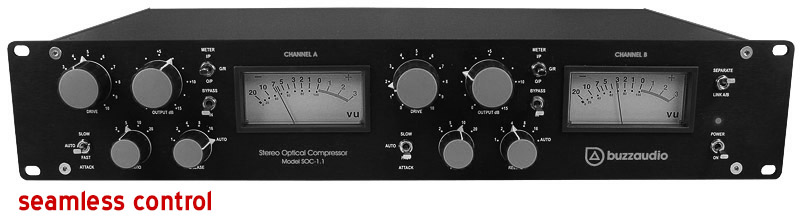 SOC-1.1 audio compressor