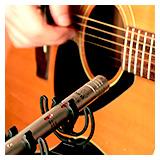 acoustic guitar mic preamp